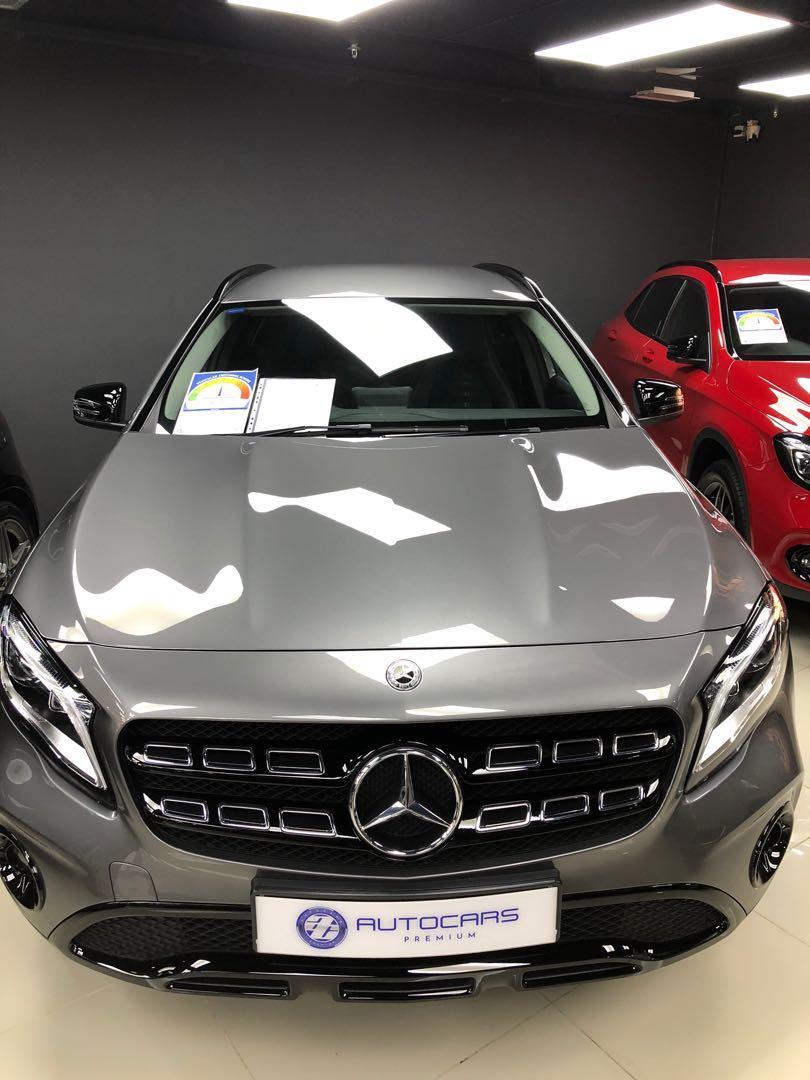 Mercedes-Benz GLA180 Urban Edition (A)