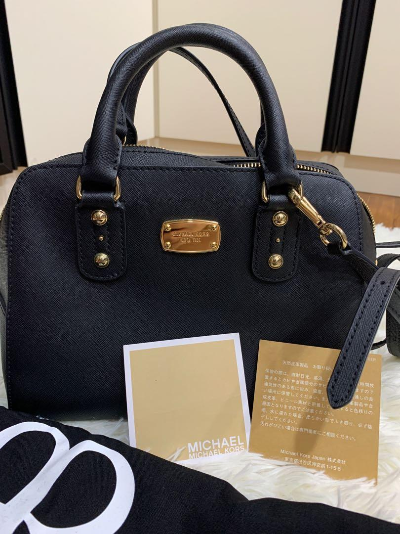 MK bag, practical bag. AUTHENTIC