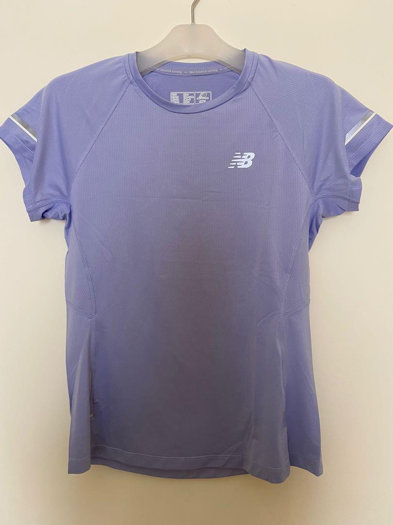 New Balance Ice 2.0 Women's Short Sleeve Tee