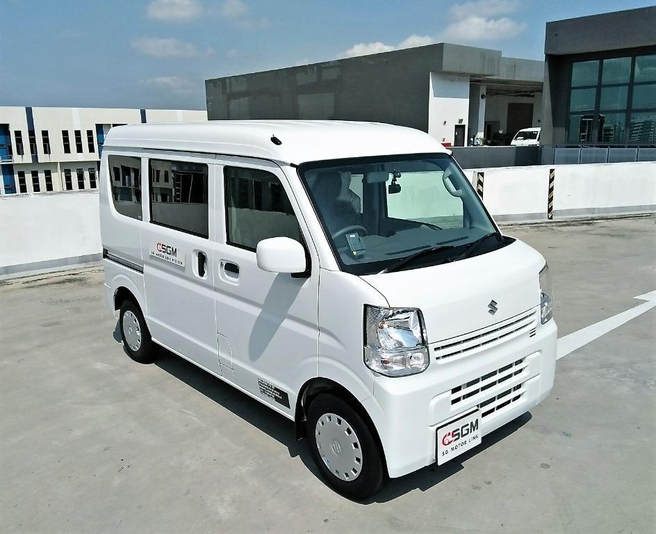 Suzuki Every Turbo (Auto)