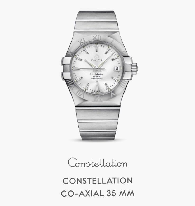 Omega Constellation - Automatic
