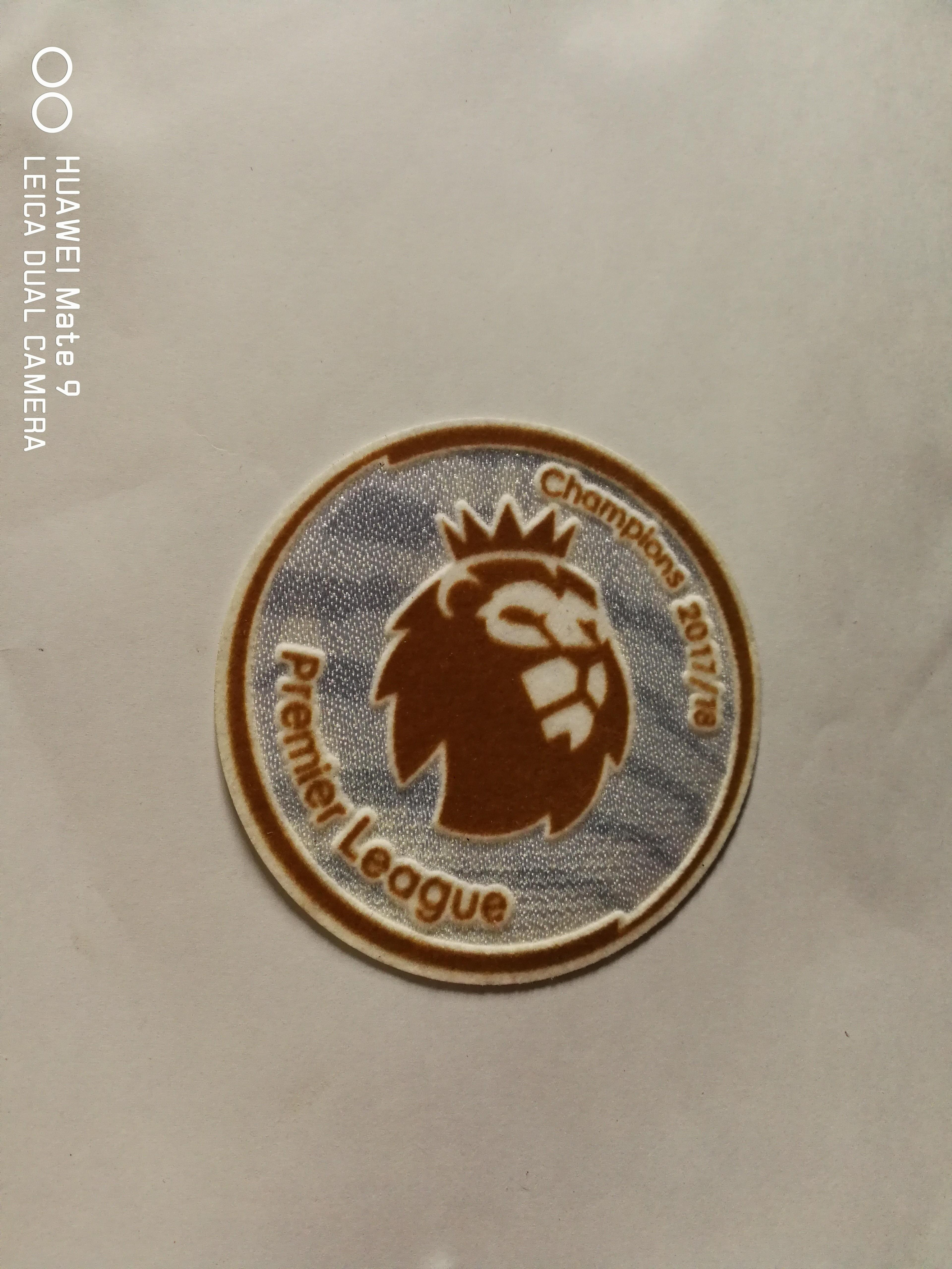 Patch EPL Gold 2017/208