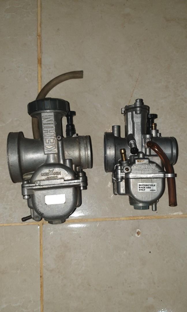 PJ34 &PWK28 SUDCO
