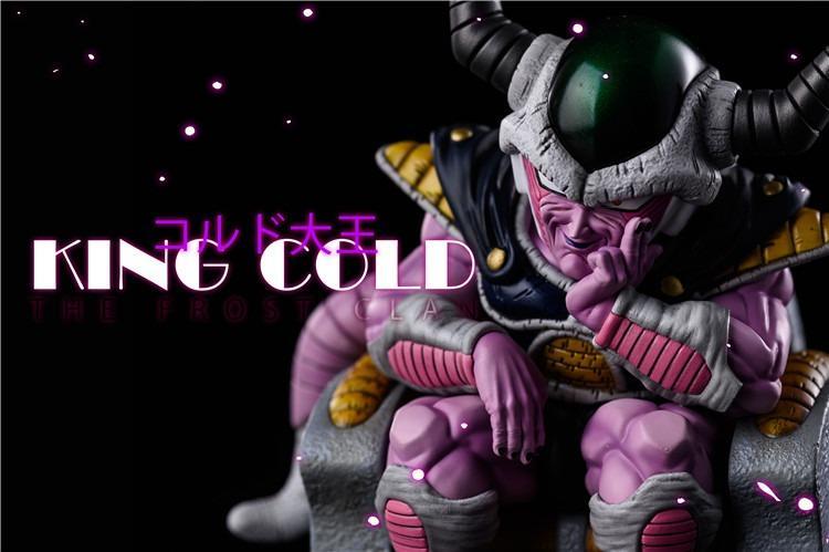 [PO]DRAGON BALL: KING COLD FIGURE STATUE League Studio