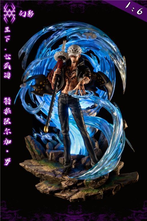 [PO]ONE PIECE: TRAFALGAR D. WATER LAW FIGURE STATUE Huan Ying Studio