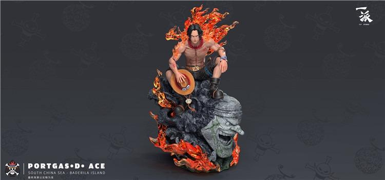 [PRE-ORDER]ONE PIECE: PORTGAS D. ACE STATUE FIGURE