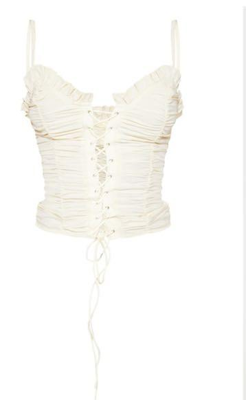 Pretty Little Thing corset top