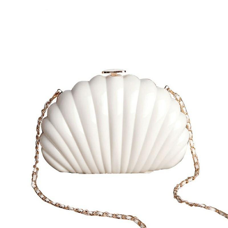 Quirky Shell Bag (New)
