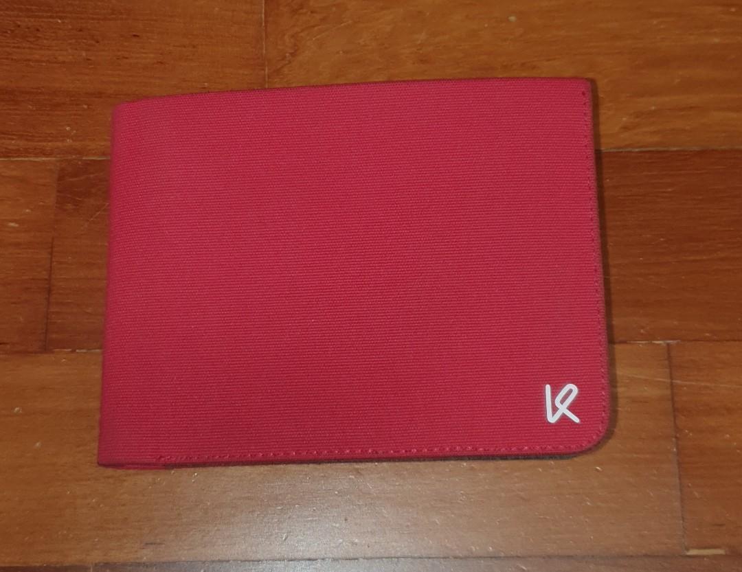 Red Kin Wallet