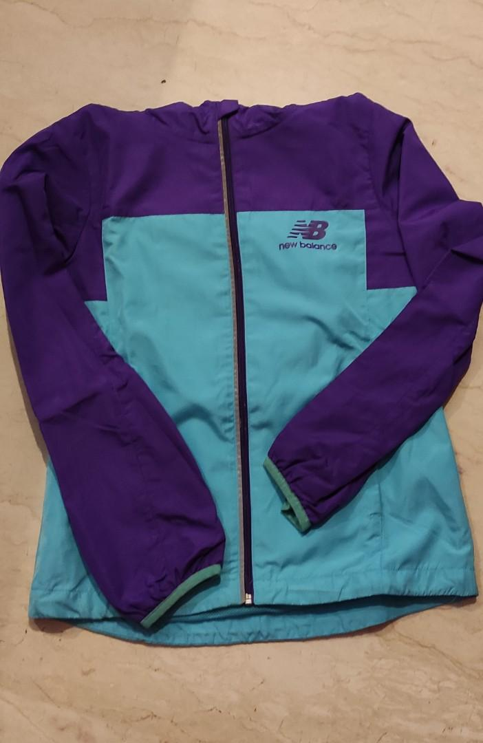 Running Jacket merk New Balance sz xs-s