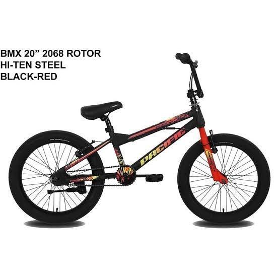 Sepeda BMX 20 Pacifik 2068 Bisa Kredit