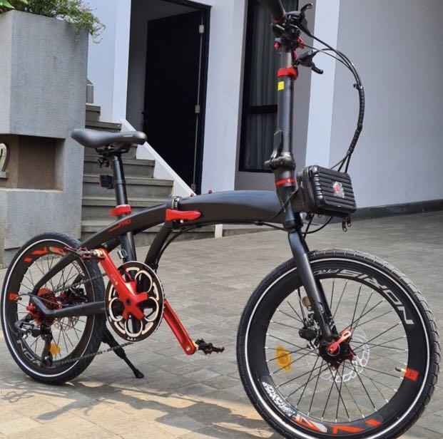 Sepeda lipat Noris Pro