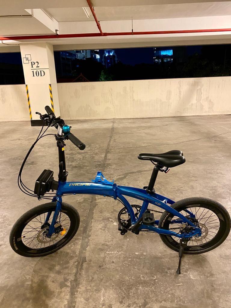 Sepeda Lipat PACIFIC NEW