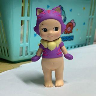 Sonny Angel BB wonderland 紫貓