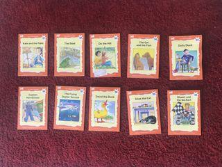 The Fitzroy Readers (31 - 40), children book English