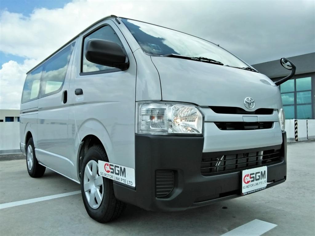 Toyota Hiace (2.8L)(Auto)(PI)