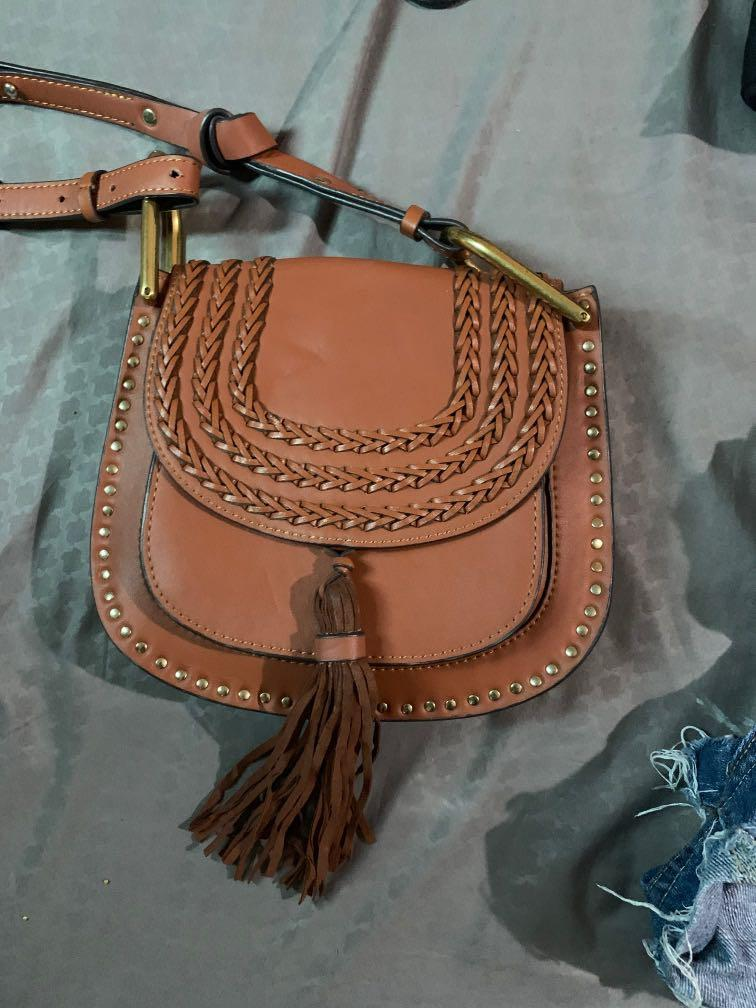Used sling bag