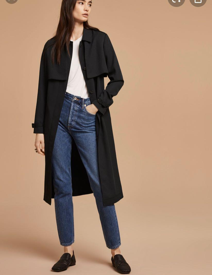 Wilfred Trench Coat
