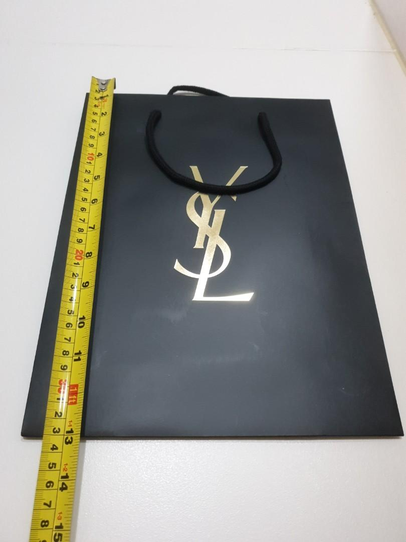 YSL paper carrier