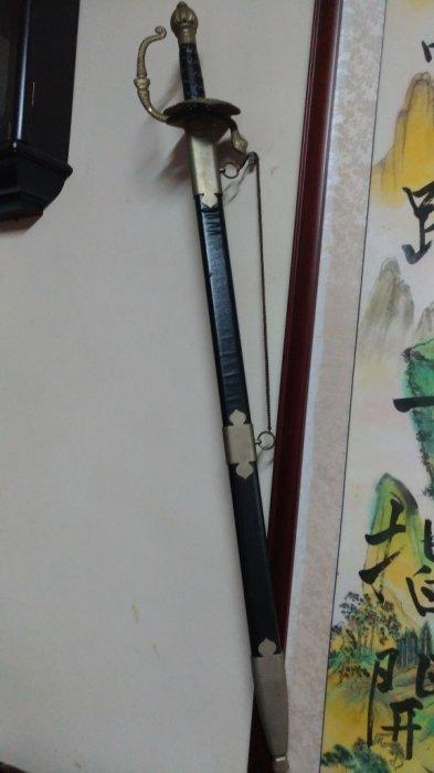 高級蒙洛哥西洋劍/直徑100公分/早期收藏/值得珍藏/櫥窗藝品/全省到府免運費