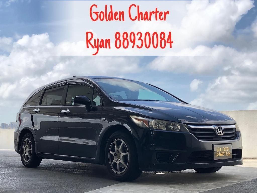 14/09 Call Ryan 8893 0084 | PROMOTION FOR SEPT ! Honda Stream 1.8A Now Available ! Min. 1 month ! While Stocks Last! Readily Available for Personal Usage, PHV, Go-Jek Rebate, Grab ! Rent Car ! Car Rental ! Cheap Rental Car !