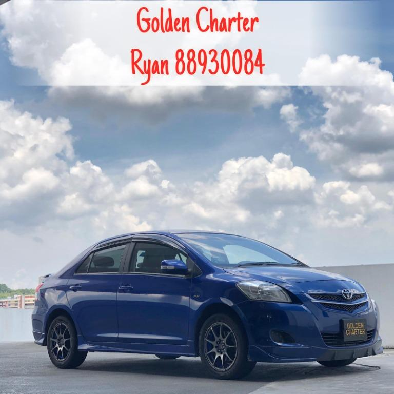 14/09 Contact 8893 0084 Ryan SEPT PROMO WEEKLY RENTAL RATE ! Toyota Vios GOING FAST WHILE STOCKS LAST ! CALL US NOW FOR ENQUIRIES ! Go-Jek Rebate, Grab, Ryde, PHV, Personal Usage Available ! Rent Car ! Car Rental ! Cheap Rental Car !