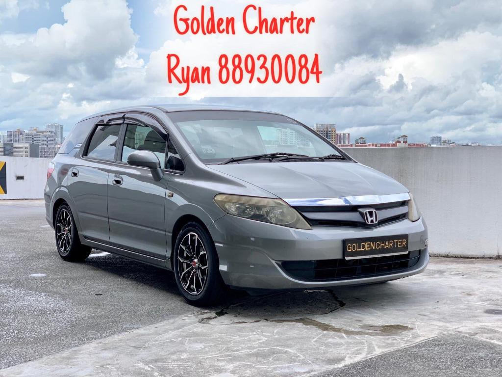 15/09 Call Ryan 8893 0084 | PROMOTION FOR SEPT ! Honda Airwave Now Available ! Min. 1 month ! While Stocks Last! Readily Available for Personal Usage, PHV, Go-Jek Rebate, Grab ! Rent Car ! Car Rental ! Cheap Rental Car !