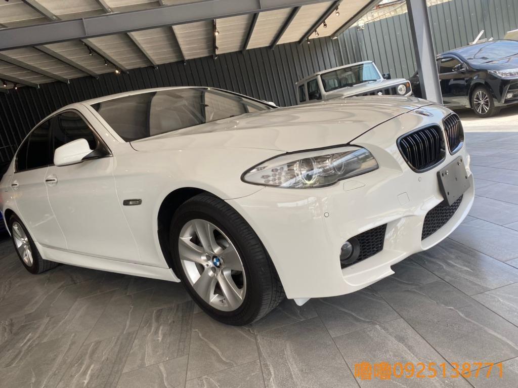 2012年 BMW 528I