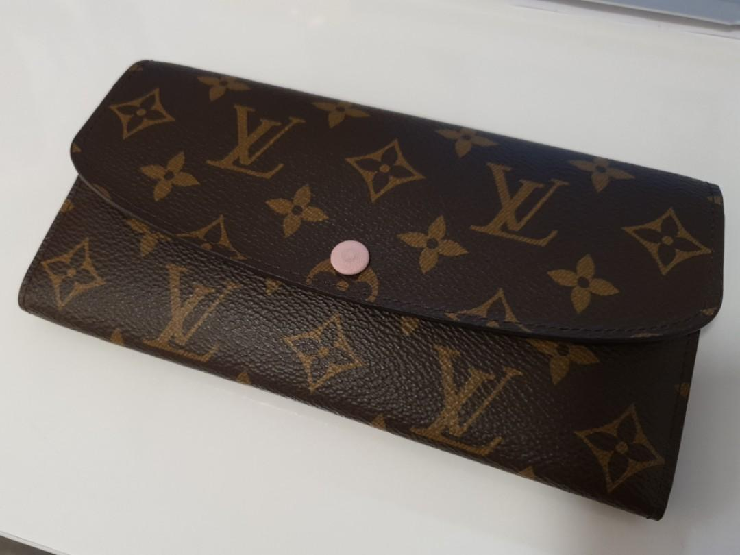 🥰9/9 SALE🥰 Louis Vuitton Emilie Wallet