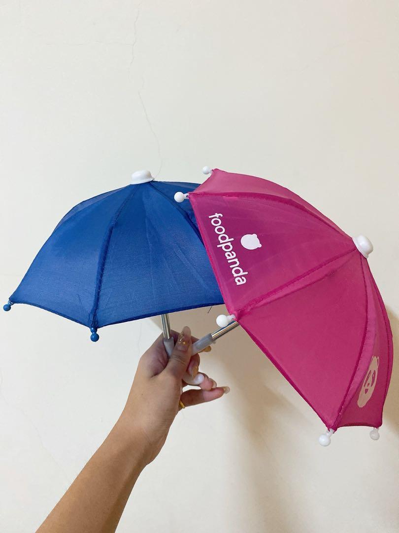 機車族手機遮陽小雨傘