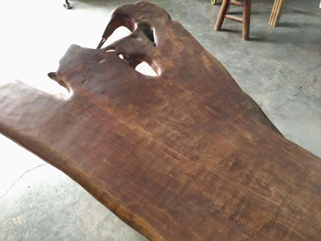 油柚獨板躺椅 長165cm 前寬87cm 中間寬52cm 後寬54cm 前高約57cm 中高37cm 後高約45cm