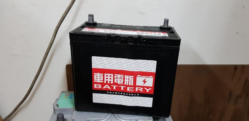 (二手中古電池) 裕隆原廠 GTH60L 55B24L 免保養汽車電池 數值漂亮,品項優