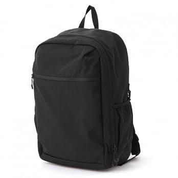 🛒無印良品_ 維塔夫綢布附PC收納袋後背包