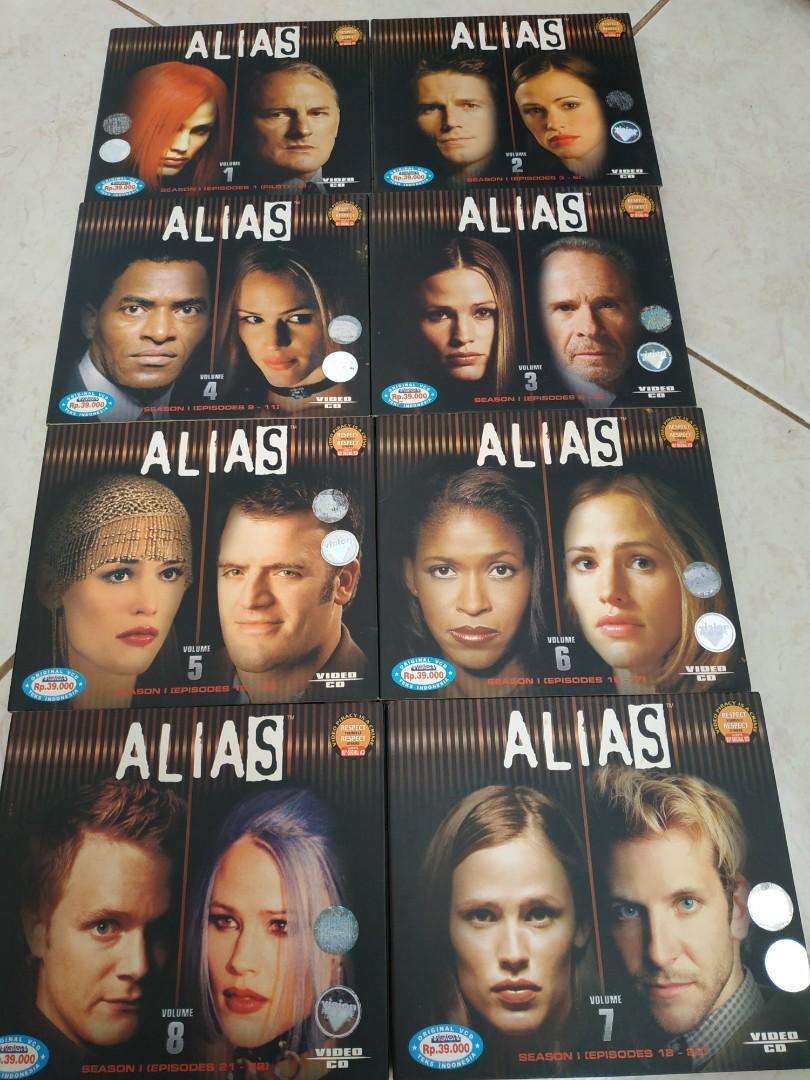 Alias Complete Season 01 Original
