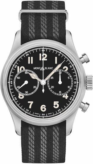 Authentic 117835 - MONTBLANC Mod.1858 Men Watch