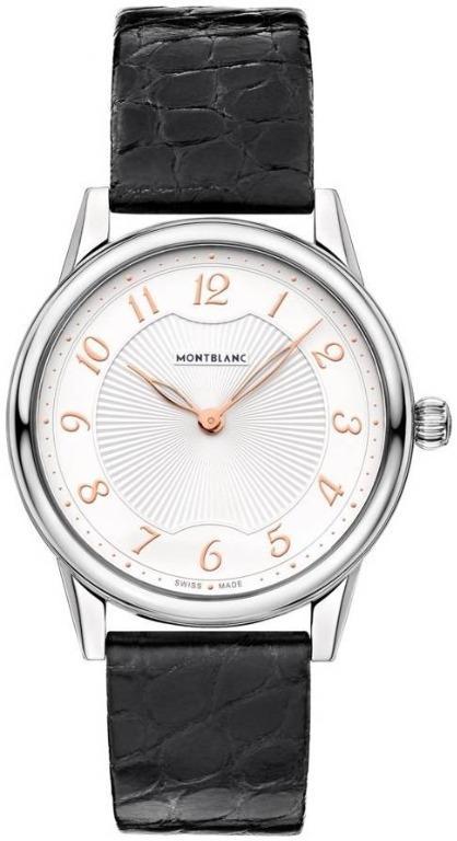 Authentic 123867 - MONTBLANC Mod.BOHEME Lady Watch