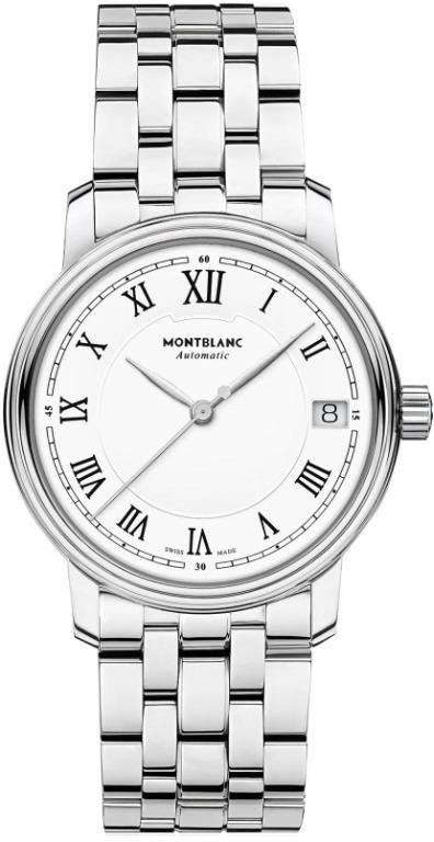 Authentic 124783 - MONTBLANC Mod.TRADITION Lady Watch
