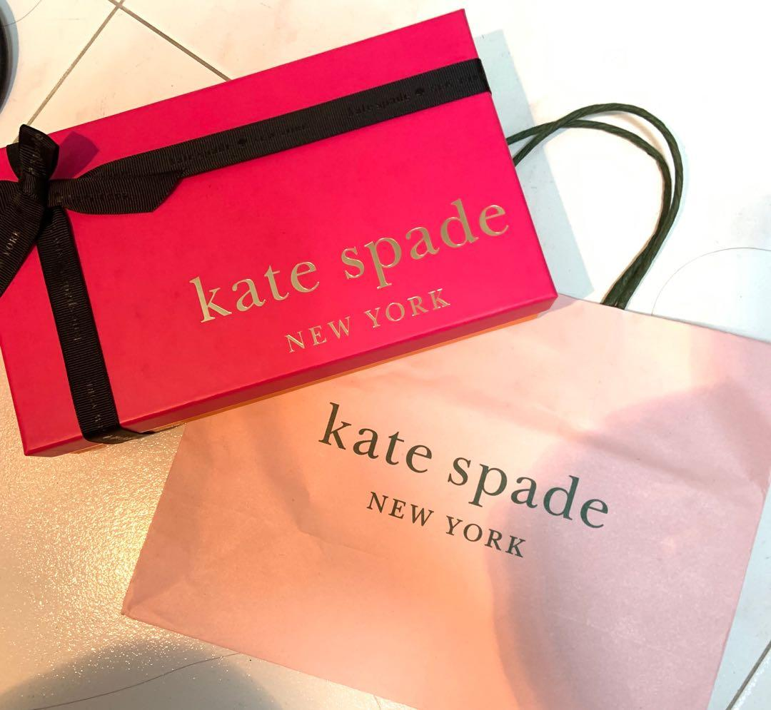 Authentic Pink Kate Spade Wallet