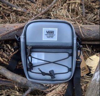#BESTSELLER Vans Bail shoulderbag transparent