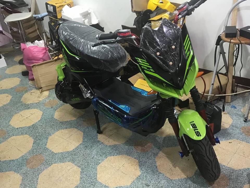 bikes electric-ALE-hub-3000w-batari 72v-wheels front rear ring 12