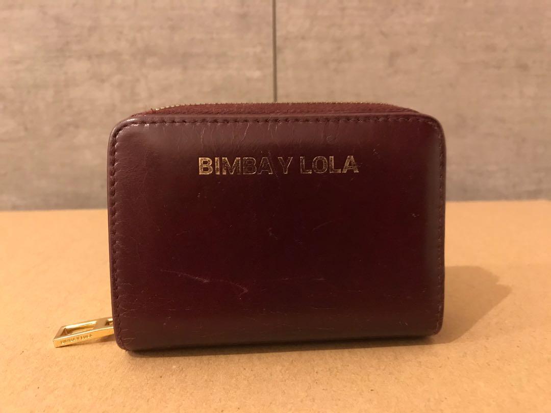 Bimba Y Lola Zip Wallet