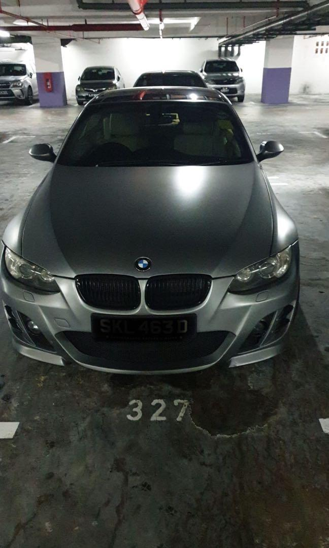BMW 335i For Rent