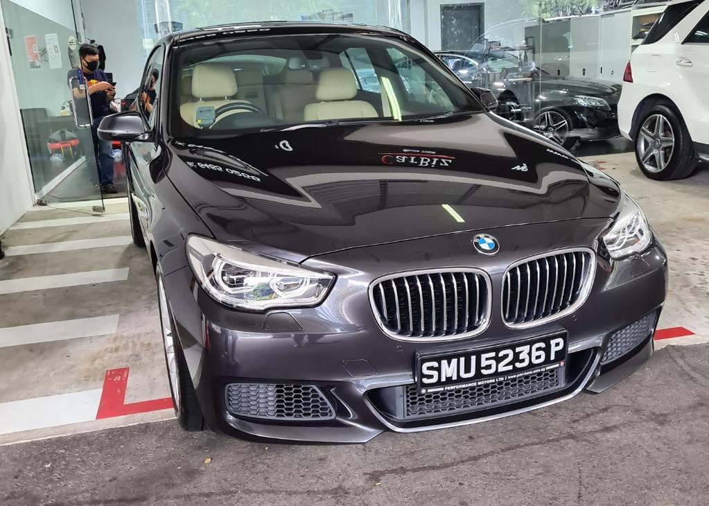 BMW 528i Gran Turismo M Sport (A)