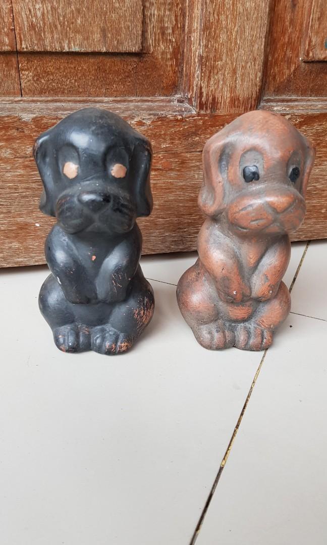Boneka Anjing dari tarakota