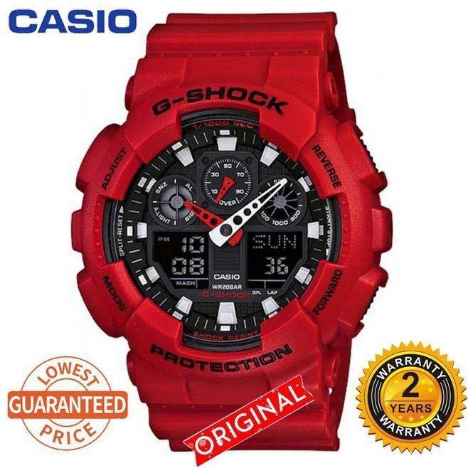 casio G-shock (for men and women)