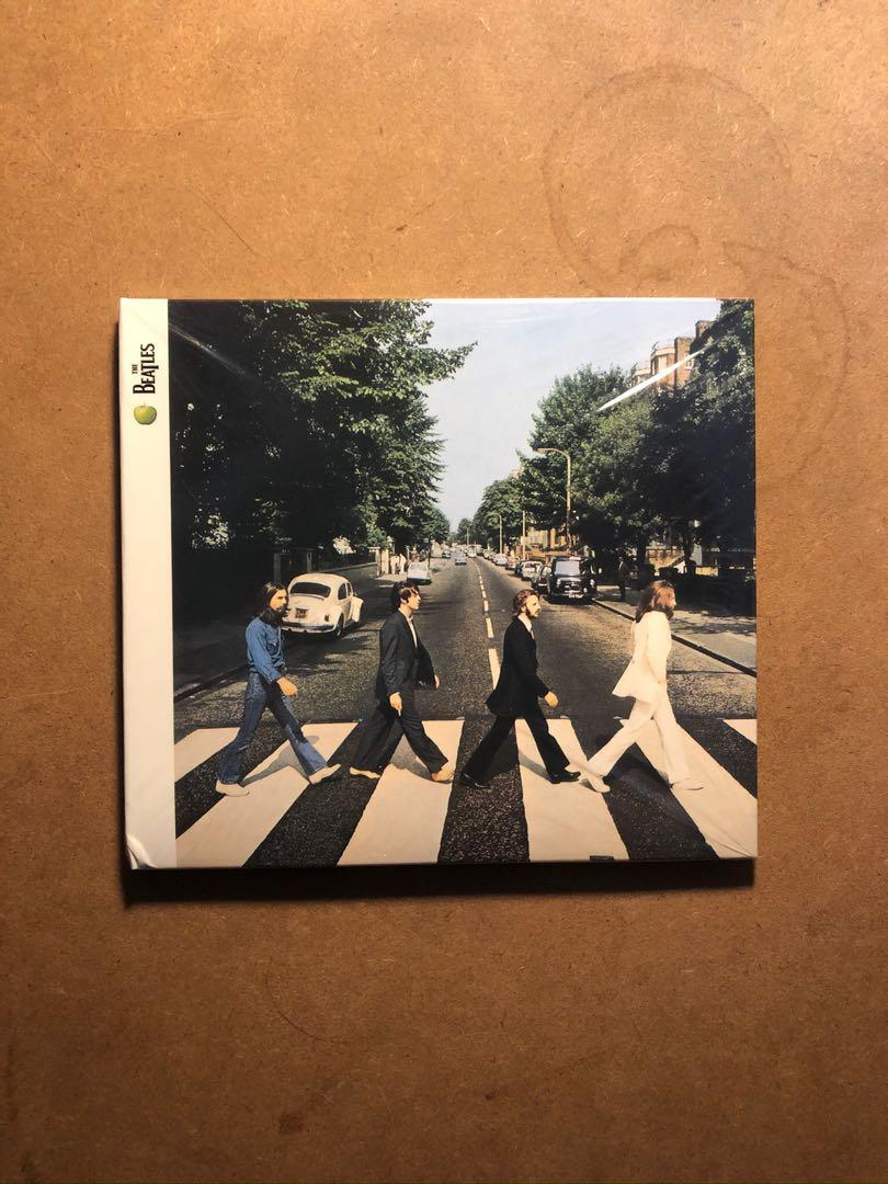CD The Beatles - Abbey Road