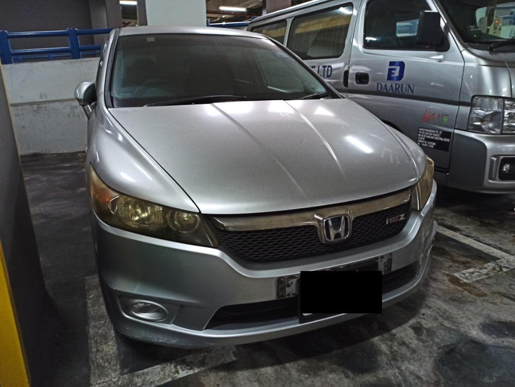 Cheapest Toyota Wish / Honda Stream For Rent! (Gojek / Grab / Private)