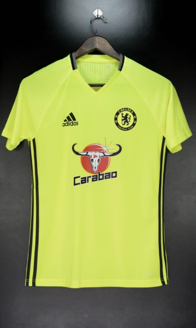 Chelsea 2016-2017 Jersey Training Adidas Original Authentic Size Small Adidas AP5625 Kaos Baju Bola Asli Second