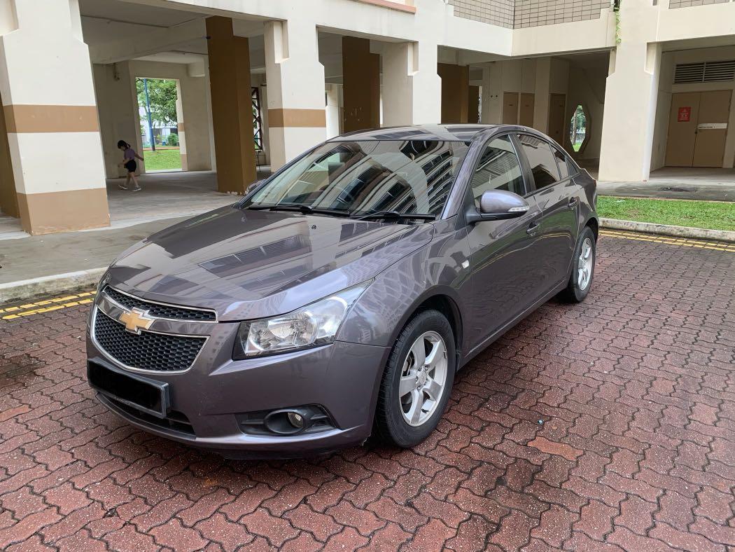 Chevrolet Cruze 1.6 LS (A)