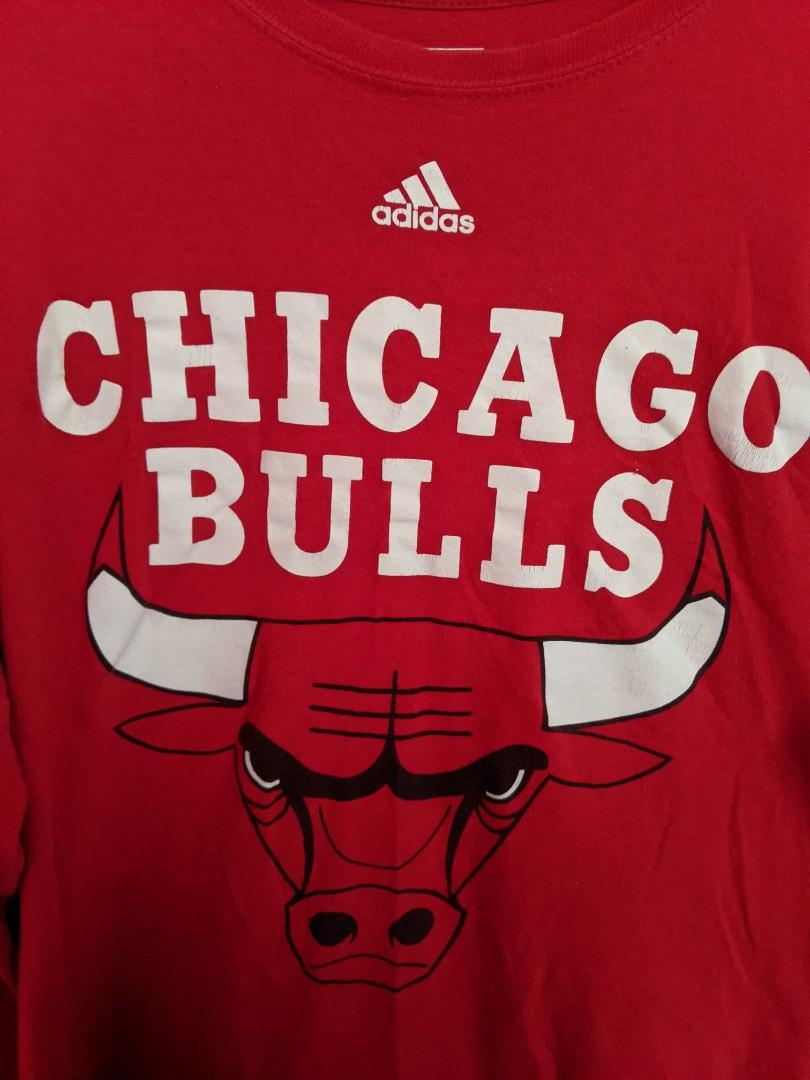 Chicago Bulls Long Sleeve